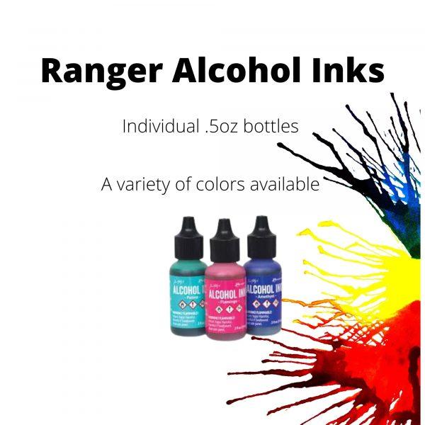 Ranger Alcohol Inks