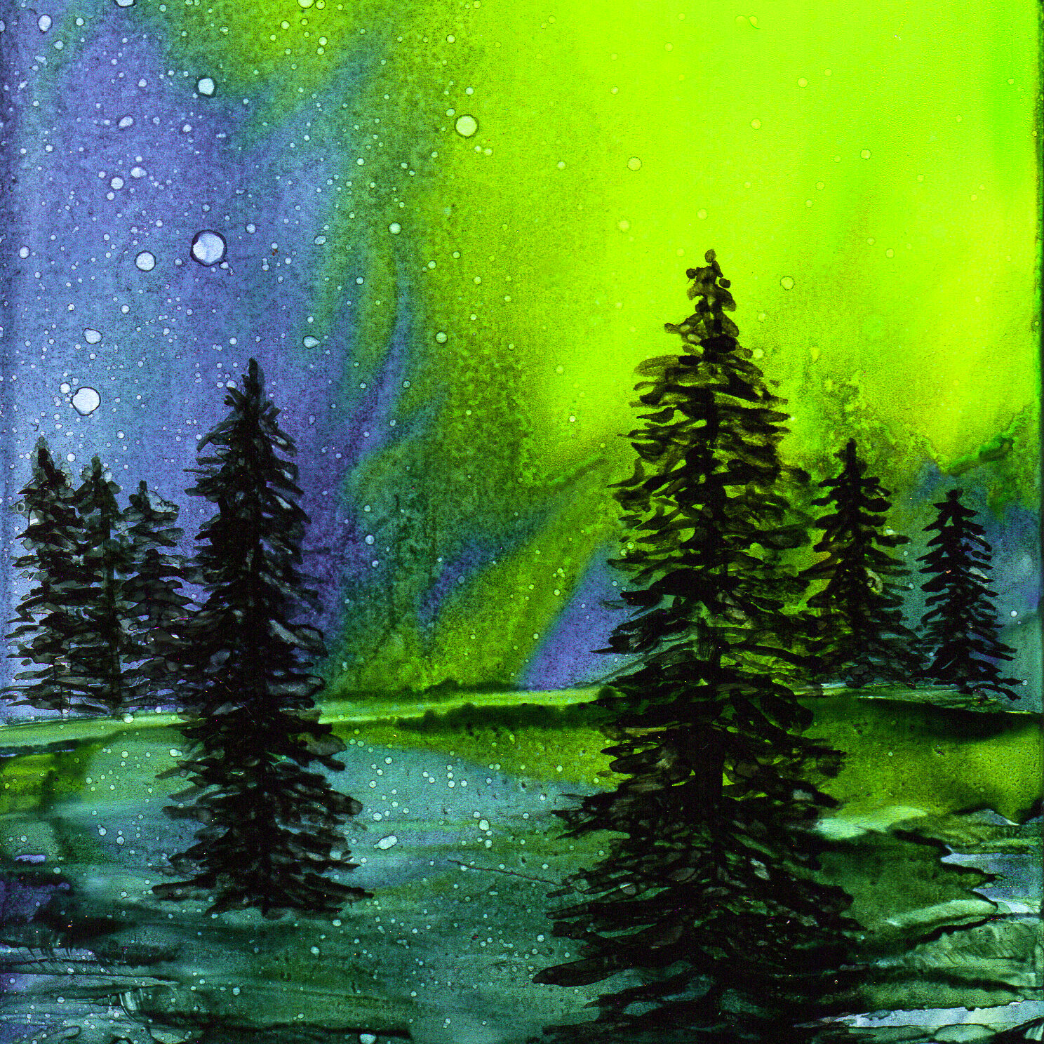 Northern Lights II
